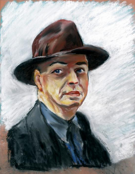Edward Hopper por maximuslevrai